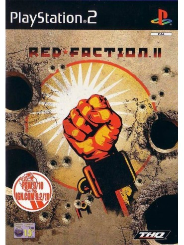 Red Faction II ANG (używana) PS2