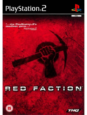 Red Faction NIE (używana) PS2