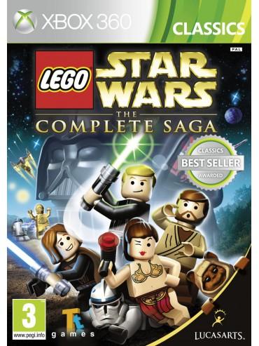 LEGO Star Wars: The Complete Saga ANG (używana)