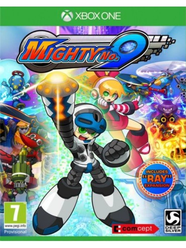 Mighty No. 9 ANG (folia)