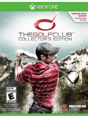 The Golf Club Collector's Edition ANG (folia)