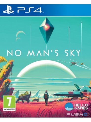 No Man's Sky PL (używana) PS4/PS5