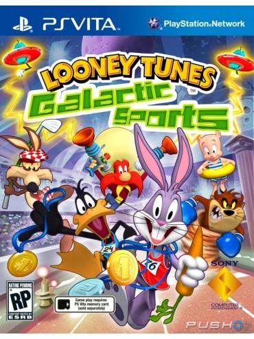 Looney Tunes Galactic Sports ANG (używana)