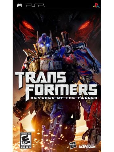 Transformers Zemsta upadłych ANG (używana)