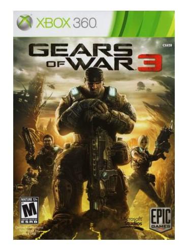 Gears of War 3 ANG (używana)