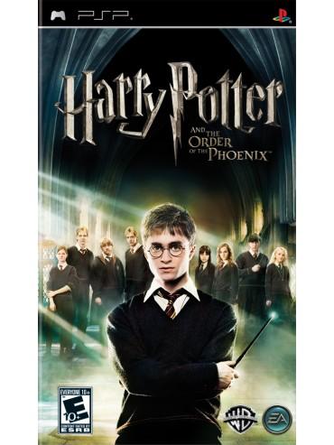Harry Potter i Zakon Feniksa ANG (używana)