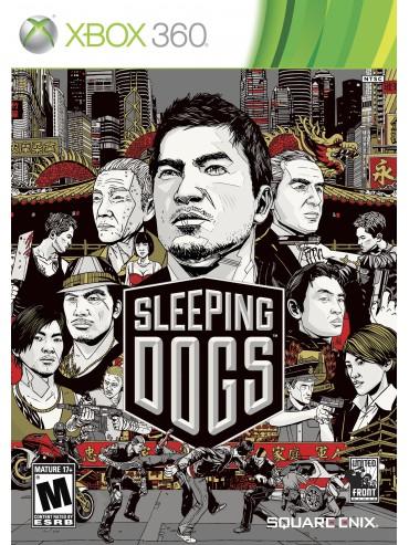 Sleeping Dogs ANG (używana)