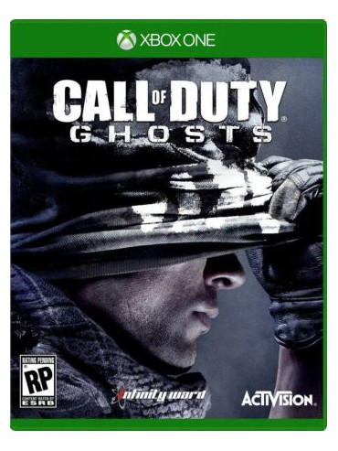 Call of Duty Ghosts ANG (używana)