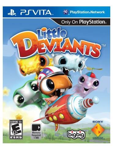 Little Deviants : Małe Rozrabiaki ANG (używana)