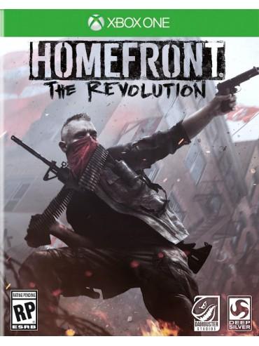 Homefront The Revolution PL (używana)