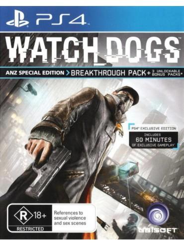 Watch Dogs PL (używana) PS4/PS5