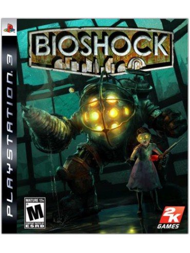 BioShock ANG ( używana)