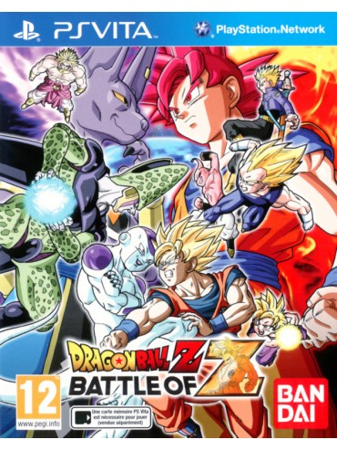 Dragon Ball Z Battle of Z ANG (używana)