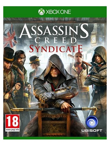 Assassin's Creed : Syndicate PL (folia)