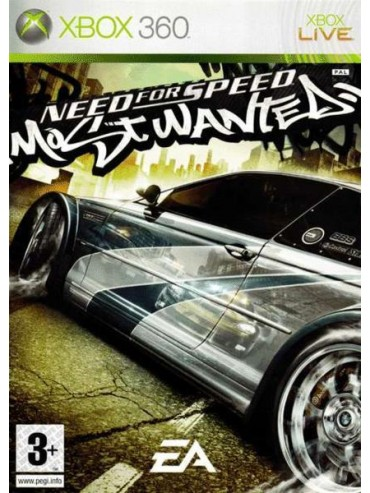 NFS Need for Speed : Most Wanted