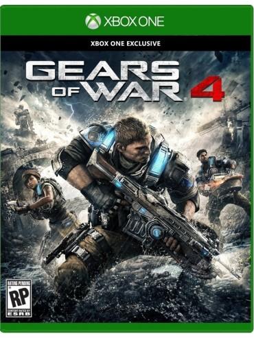 Gears of War 4 PL (używana)