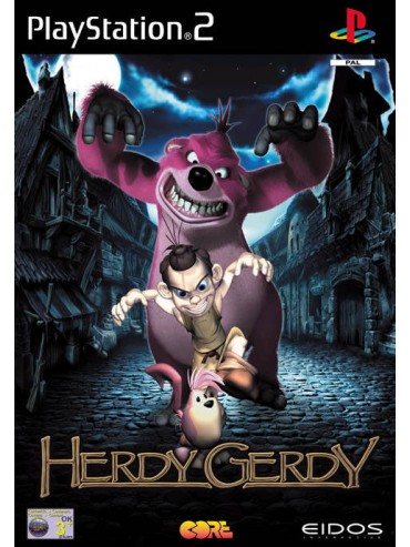 Herdy Gerdy ANG (używana) PS2