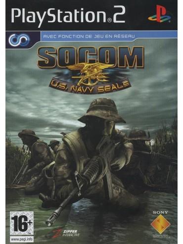 SOCOM U.S. Navy SEALs ANG (używana) PS2