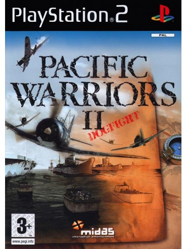 Pacific Warriors 2 Dogfight ANG (używana)