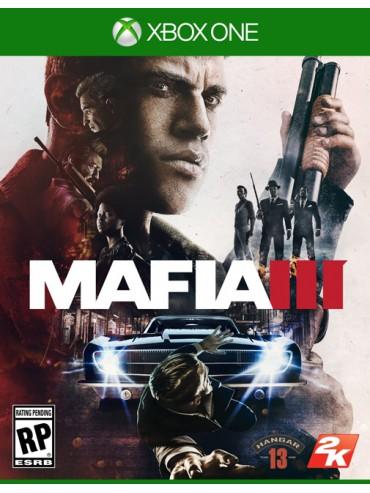 Mafia III PL (używana) XBOX ONE/SERIES X
