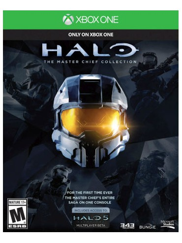 Halo : The Master Chief Collection ANG (używana)