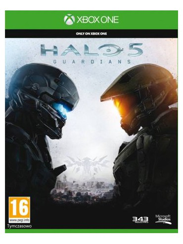 Halo 5 Guardians PL (używana)