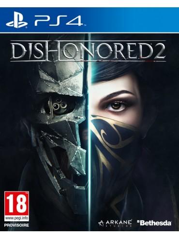 Dishonored 2 PL (używana) PS4/PS5