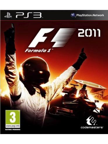 F1 Formula 2011