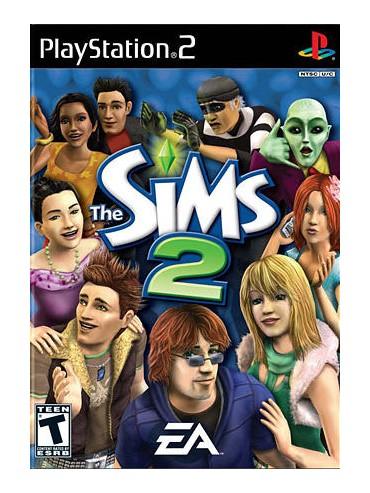 The Sims 2 ANG (używana) PS2