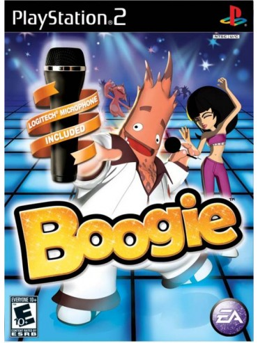Boogie ANG (używana) PS2