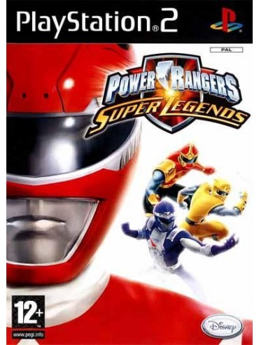 Power Rangers Super Legends ANG (używana)