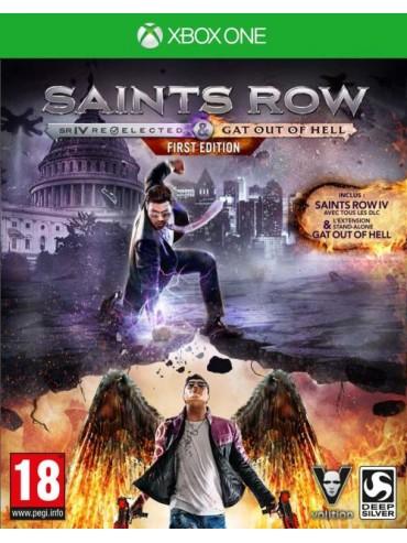 Saints Row IV : Re-Elected PL (używana)