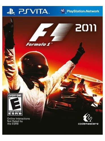 F1 Formula 2011 ANG (używana)