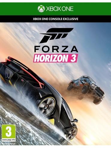 Forza Horizon 3 PL (używana)