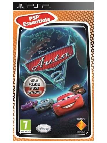 Disney Pixar Auta 2 PL (używana)