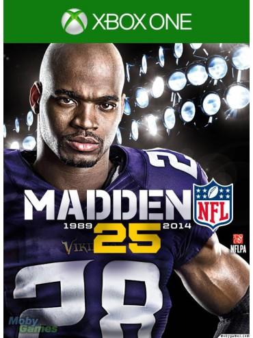 Madden NFL 25 ANG (używana)