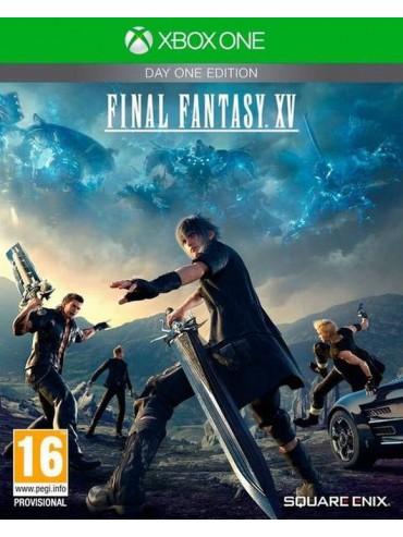 Final Fantasy XV ANG (używana)