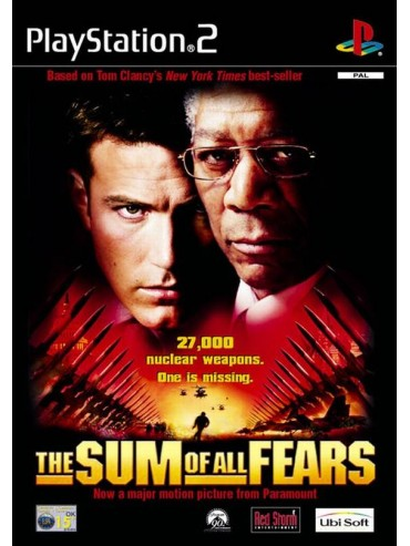 The Sum of All Fears ANG (używana) PS2