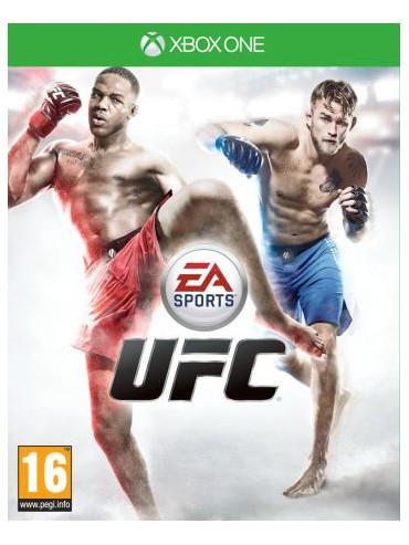 EA Sports UFC ANG (używana)