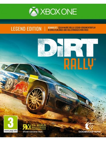 DiRT Rally ANG (używana)