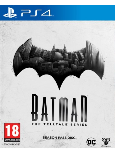 Batman : The Telltale Games Series ANG (folia)