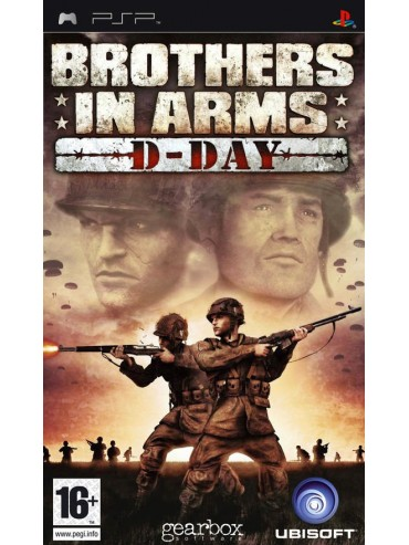 Brothers in Arms : D-Day ANG (używana)