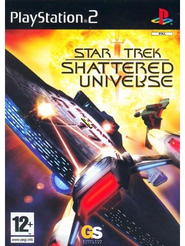 Star Trek : Shattered Universe ANG (używana)