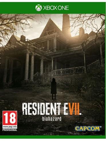 Resident Evil VII Biohazard PL (używana)