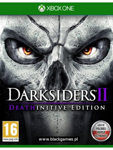 Darksiders II : Deathinitive Edition PL (używana)