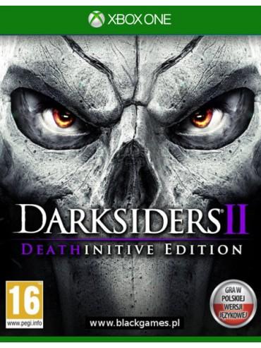 Darksiders II: Deathinitive Edition PL (używana)