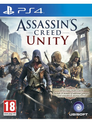 Assassin's Creed Unity ANG (używana)