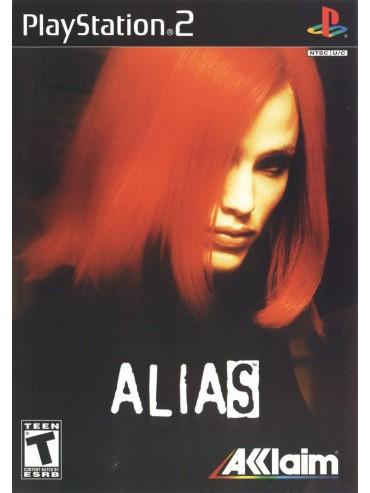 Alias ANG (używana) PS2