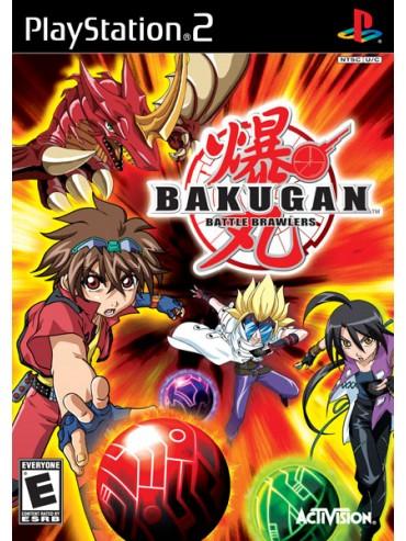 Bakugan Battle Brawlers ANG (używana) PS2