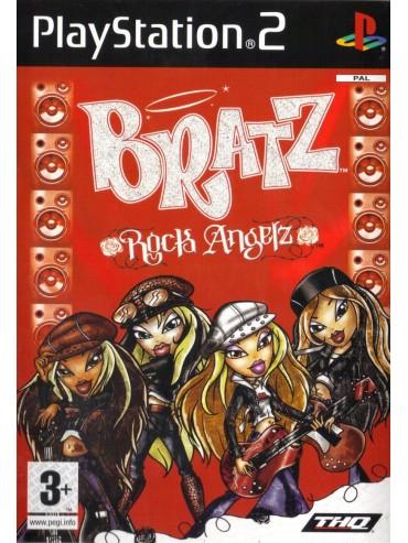 Bratz Rock Angelz ANG (używana) PS2